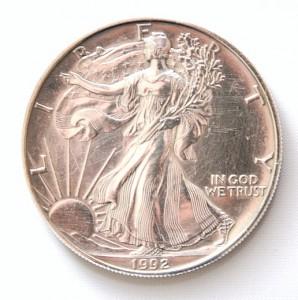 Silver Eagle Frontseite